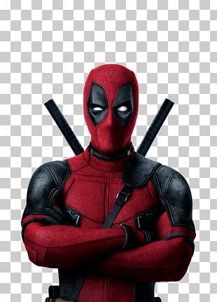 Deadpool Portrait PNG