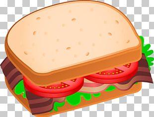 Hamburger BLT Submarine Sandwich Tuna Fish Sandwich Club Sandwich PNG