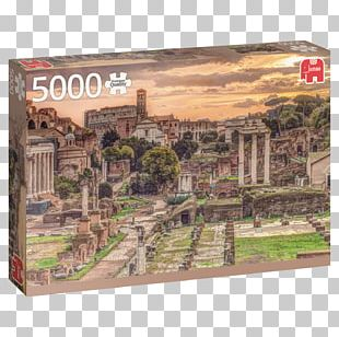 Jigsaw Puzzles Roman Forum Ravensburger Amazon.com PNG