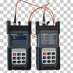 Light Optical Fiber Optical Time-domain Reflectometer Optical Power Meter Optics PNG
