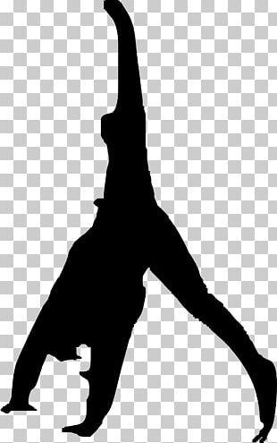 Parkour Gymnastics Flip PNG