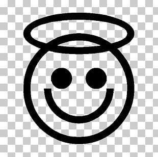 Smiley T-shirt Emoticon White PNG