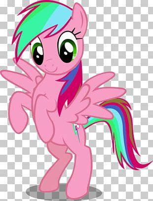 Rainbow Dash Rarity Applejack Pinkie Pie Pony PNG