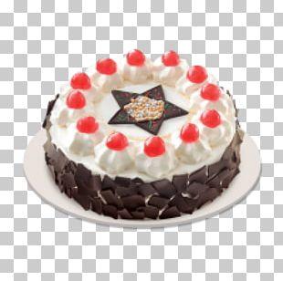 Chocolate Cake Black Forest Gateau Red Ribbon Christmas Cake Wedding Cake PNG