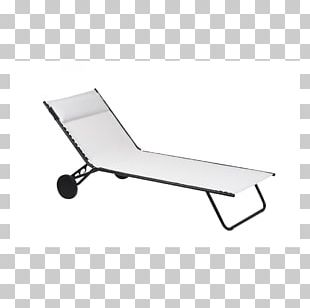 Deckchair Chaise Longue Furniture Bed PNG