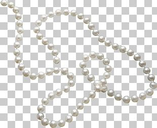 Pearl Necklace Pearl Necklace Jewellery Gemstone PNG