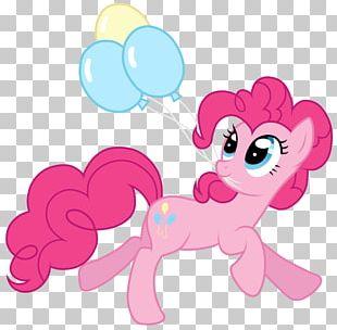 Pinkie Pie My Little Pony Rainbow Dash Applejack PNG