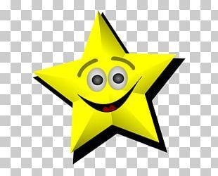 Pentagram Smile PNG