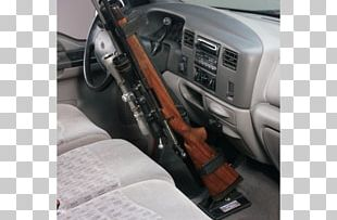 Car Pickup Truck Firearm Vehicle PNG