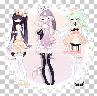 Cute Warriors Fashion Illustration Clothing Accessories PNG
