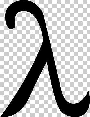 Lambda Greek Alphabet Symbol Letter PNG