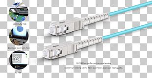 Network Cables Single-mode Optical Fiber Optical Fiber Connector Multi-mode Optical Fiber PNG