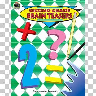 Brain Teaser Second Grade Teacher Created Resources Worksheet PNG