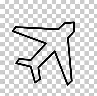 Airplane Aircraft Drawing Computer Icons PNG