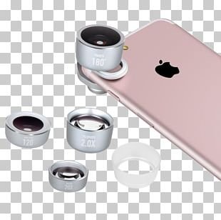 Camera Lens IPhone X Fisheye Lens Wide-angle Lens Telephone PNG