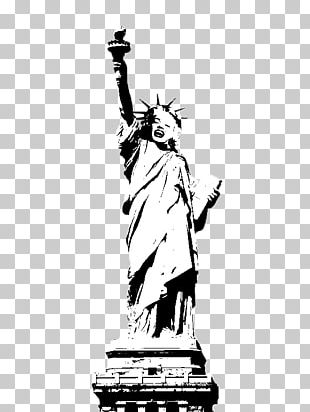 Statue Of Liberty Illustration PNG
