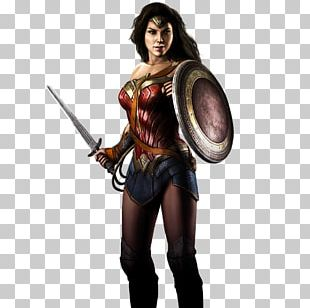 Wonder Woman Injustice: Gods Among Us Injustice 2 Superman YouTube PNG