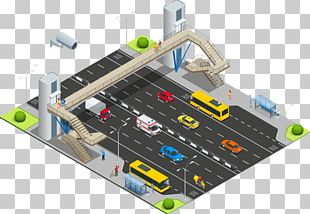 Closed-circuit Television Traffic Intelligent Transportation System PNG