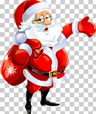 Santa Claus Ded Moroz Christmas Snegurochka Noel Baba PNG