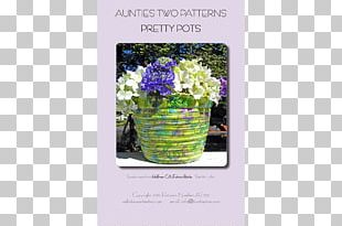 Floral Design Flowerpot Hydrangea Cut Flowers Advertising PNG