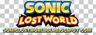 Sonic Lost World Sonic The Hedgehog Wii U Mario & Sonic At The Olympic Winter Games Sonic & Sega All-Stars Racing PNG