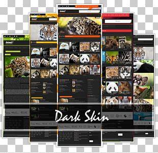 Display Advertising Brand Multimedia PNG