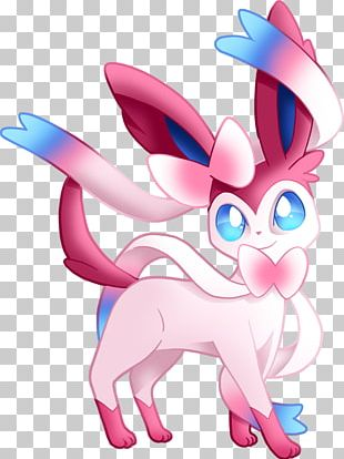 Pokémon X And Y Sylveon Eevee Pikachu PNG