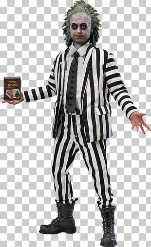 Tim Burton Beetlejuice Action & Toy Figures YouTube Actor PNG