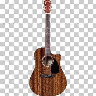 Fender CD-60CE Acoustic-Electric Guitar Fender CD-60 Acoustic Guitar Fender Musical Instruments Corporation PNG