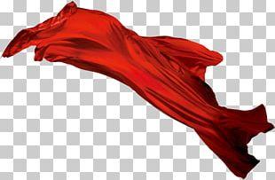 Sticker Red Ribbon Silk PicsArt Photo Studio PNG