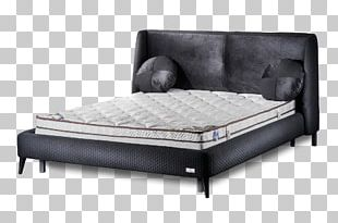 Mattress Bed Frame Box-spring Sofa Bed PNG
