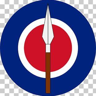 Federation Of Rhodesia And Nyasaland Rhodesian Air Force Roundel PNG
