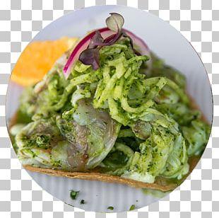 Caesar Salad Tostada Toast Aguas Frescas Ceviche PNG