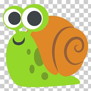 Pomacea Bridgesii Snail Emoji Emoticon Sticker PNG