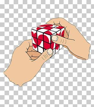 Rubiks Cube Thumb PNG
