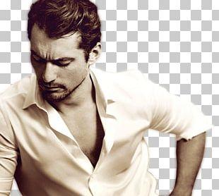 David Gandy Fashion Model Shirt Male PNG