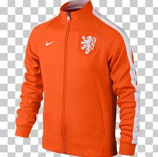 Hoodie Netherlands National Football Team T-shirt Jacket PNG