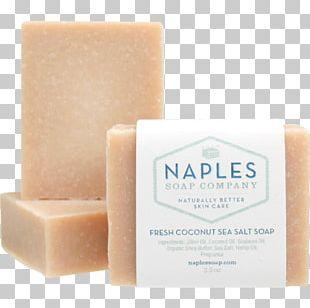 Naples Soap Company Bath & Body Works Salt PNG