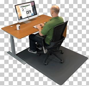 Standing Desk Sit-stand Desk Office & Desk Chairs PNG