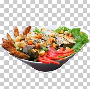 Caesar Salad Kebab Spinach Salad Chicken Nugget Vegetarian Cuisine PNG