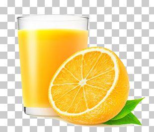 Orange Juice Drink PNG
