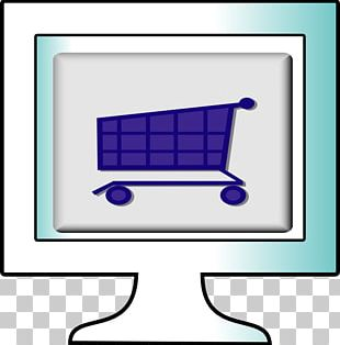 Online Shopping Online And Offline Shopping Cart PNG