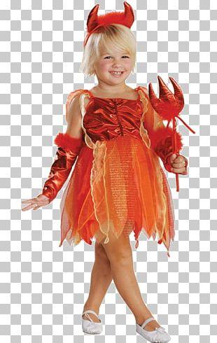 Halloween Costume Child Devil Infant PNG