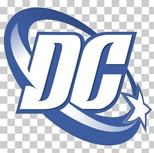 Logo DC Comics Comic Book PNG
