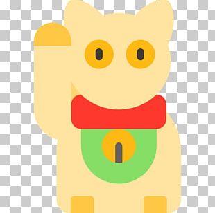 Cat Maneki-neko Computer Icons PNG