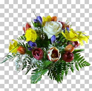 Flower Bouquet Artificial Flower PNG