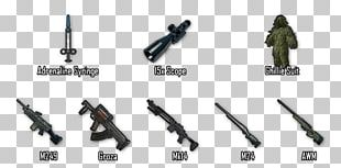 PlayerUnknown's Battlegrounds PUBG MOBILE Gun Weapon Game PNG