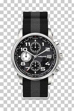 Automatic Watch Chronograph ETA SA Movement PNG