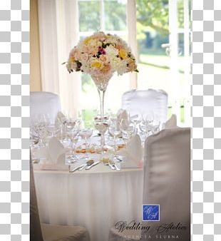 Floral Design Stemware Cut Flowers Vase Glass PNG