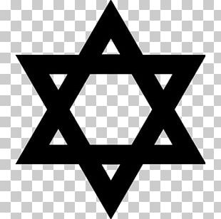 Star Of David Judaism Jewish Symbolism Religion PNG